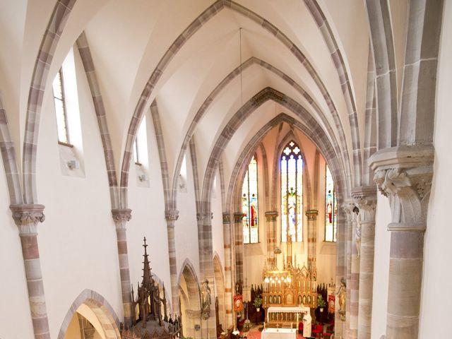 Le mariage de Laura et Arnaud à Bischoffsheim, Bas Rhin 6