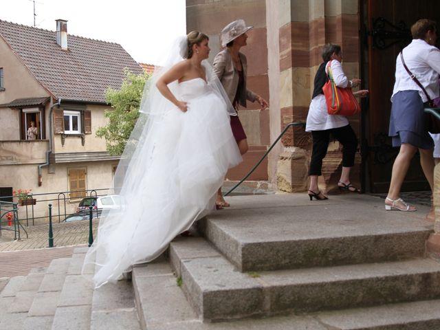 Le mariage de Laura et Arnaud à Bischoffsheim, Bas Rhin 1
