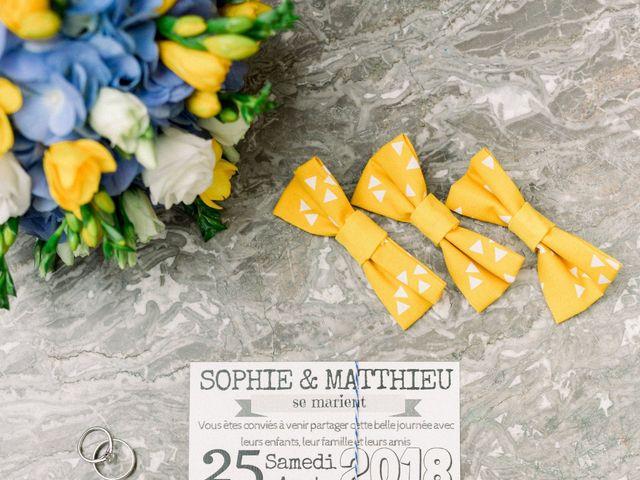 Le mariage de Matthieu et Sophie à Clermont, Landes 12