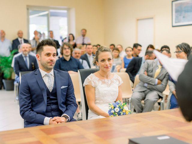 Le mariage de Matthieu et Sophie à Clermont, Landes 17