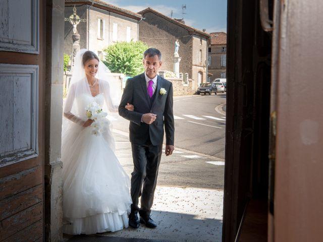 Le mariage de Alban et Alexandra à Dénat, Tarn 24