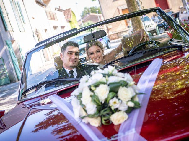 Le mariage de Alban et Alexandra à Dénat, Tarn 27
