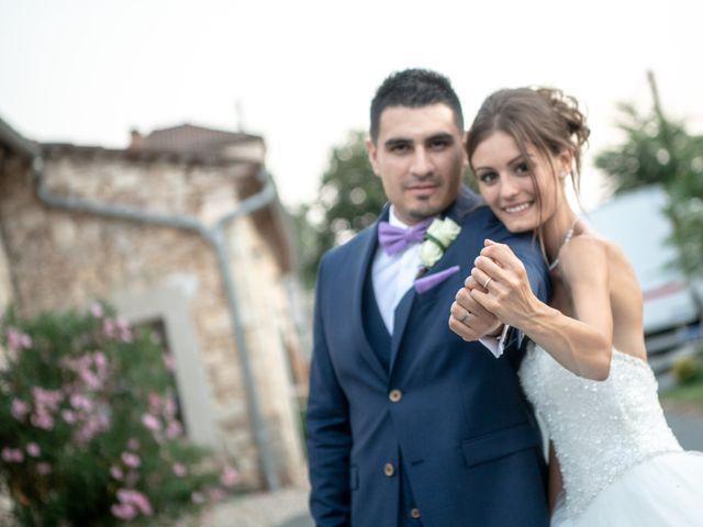 Le mariage de Alban et Alexandra à Dénat, Tarn 29