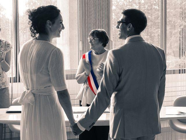 Le mariage de Sébastien et Camille à Dieppe, Seine-Maritime 1