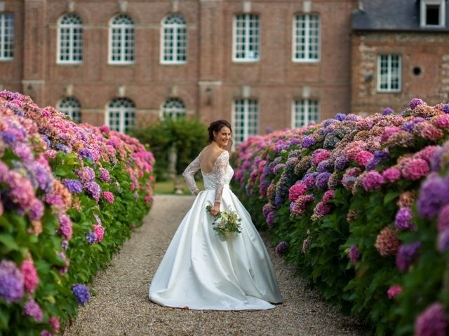 Le mariage de Sébastien et Camille à Dieppe, Seine-Maritime 12