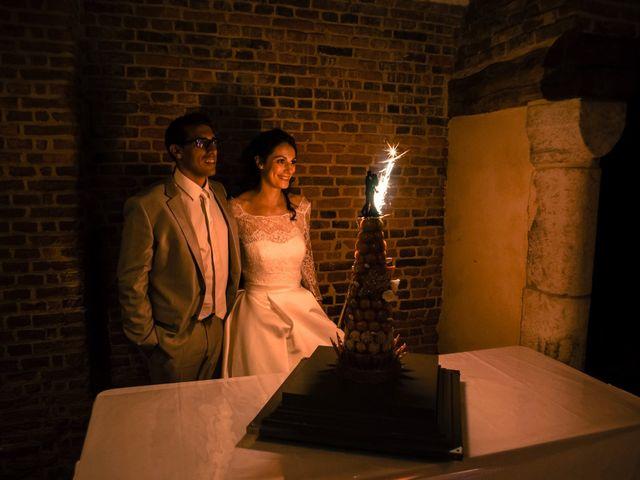Le mariage de Sébastien et Camille à Dieppe, Seine-Maritime 16