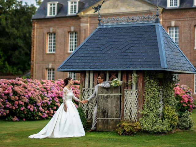 Le mariage de Sébastien et Camille à Dieppe, Seine-Maritime 22