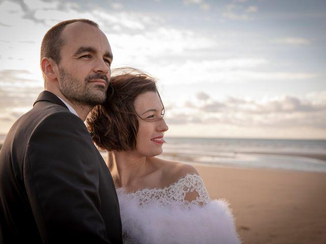 Le mariage de Gaëtan et Faustine à Caen, Calvados 11