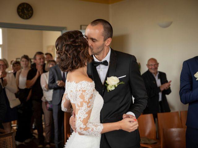 Le mariage de Gaëtan et Faustine à Caen, Calvados 45