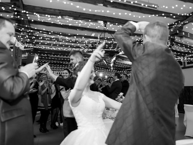 Le mariage de Luc et Blandine à Wittelsheim, Haut Rhin 10
