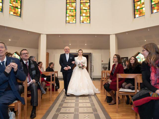 Le mariage de Luc et Blandine à Wittelsheim, Haut Rhin 42