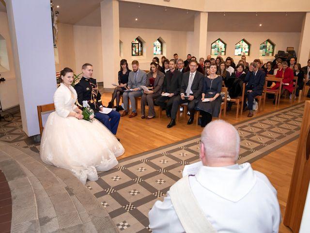 Le mariage de Luc et Blandine à Wittelsheim, Haut Rhin 43