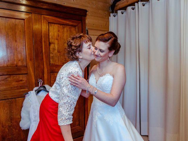 Le mariage de Eloise et Nicolas à Le Reposoir, Haute-Savoie 5