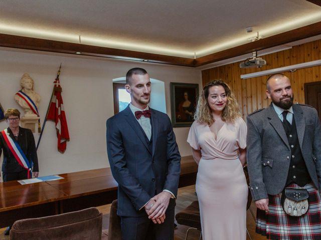 Le mariage de Eloise et Nicolas à Le Reposoir, Haute-Savoie 12