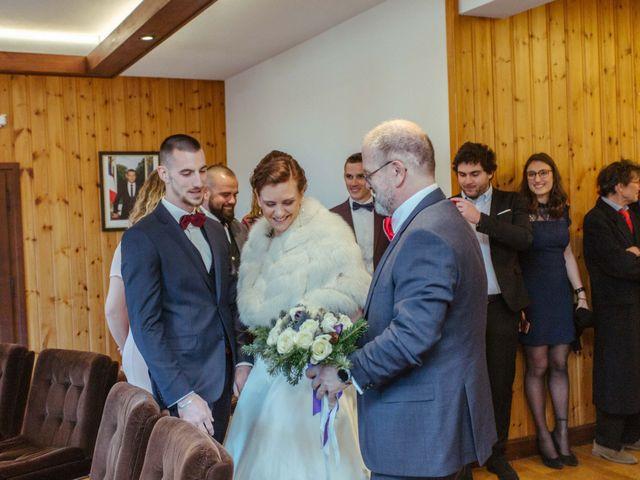 Le mariage de Eloise et Nicolas à Le Reposoir, Haute-Savoie 13