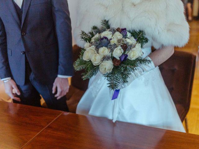 Le mariage de Eloise et Nicolas à Le Reposoir, Haute-Savoie 20