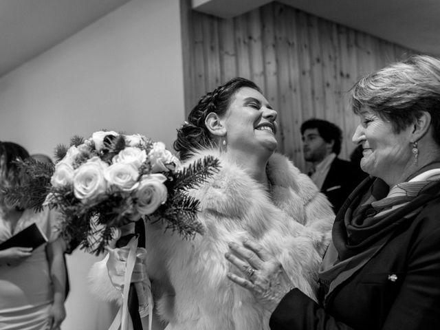 Le mariage de Eloise et Nicolas à Le Reposoir, Haute-Savoie 21