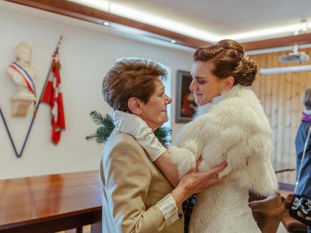 Le mariage de Eloise et Nicolas à Le Reposoir, Haute-Savoie 24