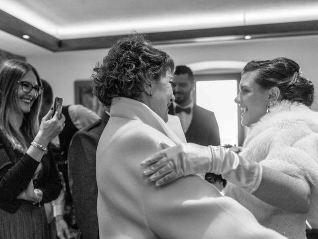 Le mariage de Eloise et Nicolas à Le Reposoir, Haute-Savoie 25