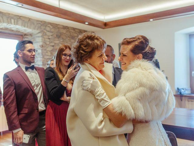 Le mariage de Eloise et Nicolas à Le Reposoir, Haute-Savoie 26