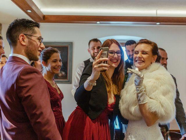 Le mariage de Eloise et Nicolas à Le Reposoir, Haute-Savoie 27
