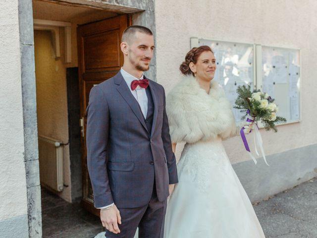 Le mariage de Eloise et Nicolas à Le Reposoir, Haute-Savoie 29