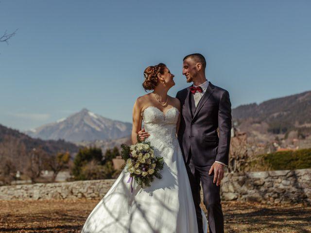 Le mariage de Eloise et Nicolas à Le Reposoir, Haute-Savoie 33