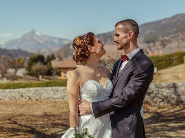 Le mariage de Eloise et Nicolas à Le Reposoir, Haute-Savoie 35