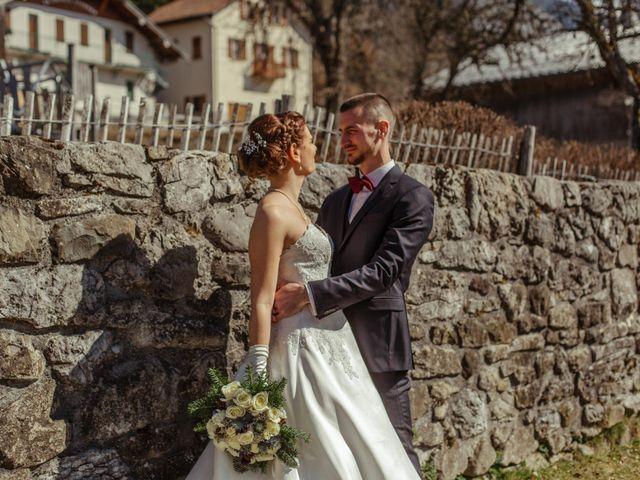 Le mariage de Eloise et Nicolas à Le Reposoir, Haute-Savoie 37
