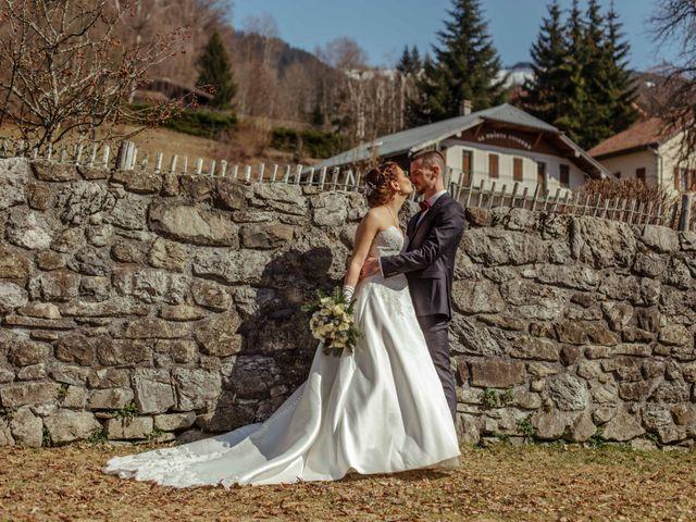 Le mariage de Eloise et Nicolas à Le Reposoir, Haute-Savoie 38
