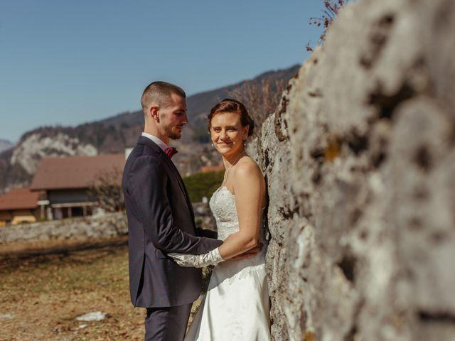 Le mariage de Eloise et Nicolas à Le Reposoir, Haute-Savoie 39