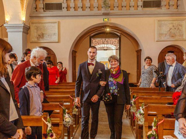 Le mariage de Eloise et Nicolas à Le Reposoir, Haute-Savoie 43