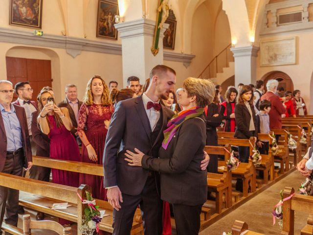 Le mariage de Eloise et Nicolas à Le Reposoir, Haute-Savoie 44