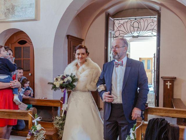 Le mariage de Eloise et Nicolas à Le Reposoir, Haute-Savoie 45