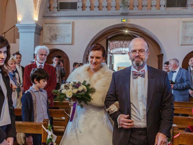 Le mariage de Eloise et Nicolas à Le Reposoir, Haute-Savoie 46