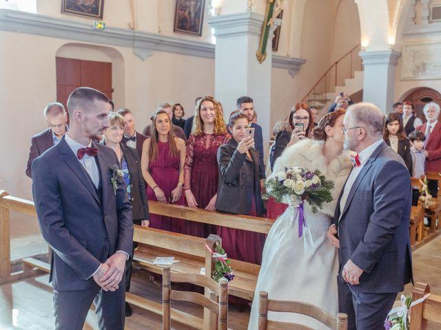 Le mariage de Eloise et Nicolas à Le Reposoir, Haute-Savoie 47