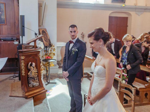 Le mariage de Eloise et Nicolas à Le Reposoir, Haute-Savoie 48