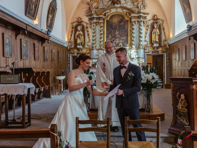 Le mariage de Eloise et Nicolas à Le Reposoir, Haute-Savoie 49