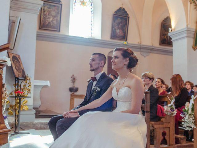 Le mariage de Eloise et Nicolas à Le Reposoir, Haute-Savoie 50