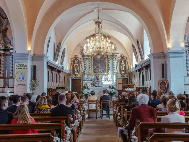 Le mariage de Eloise et Nicolas à Le Reposoir, Haute-Savoie 52