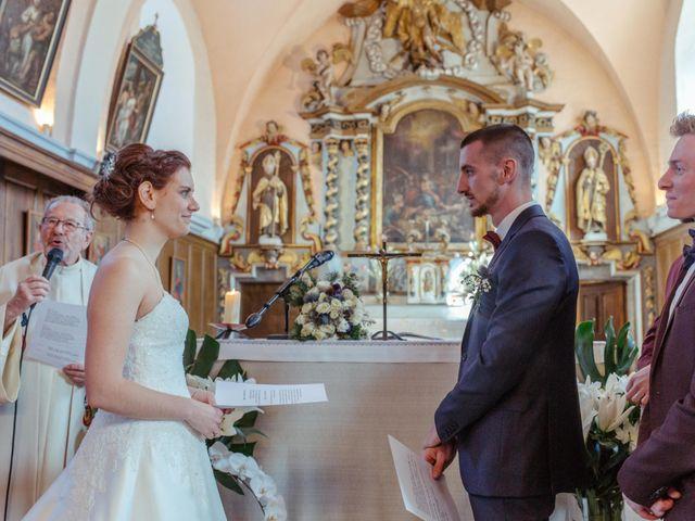 Le mariage de Eloise et Nicolas à Le Reposoir, Haute-Savoie 53