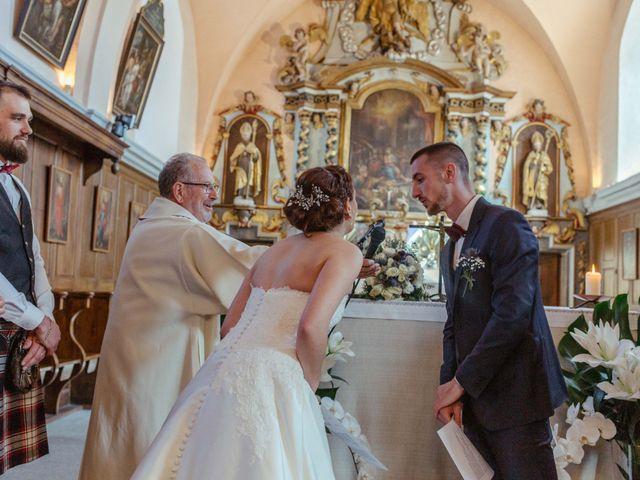 Le mariage de Eloise et Nicolas à Le Reposoir, Haute-Savoie 54