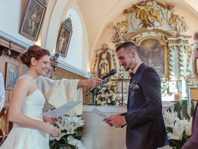 Le mariage de Eloise et Nicolas à Le Reposoir, Haute-Savoie 55