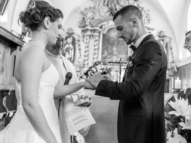 Le mariage de Eloise et Nicolas à Le Reposoir, Haute-Savoie 56