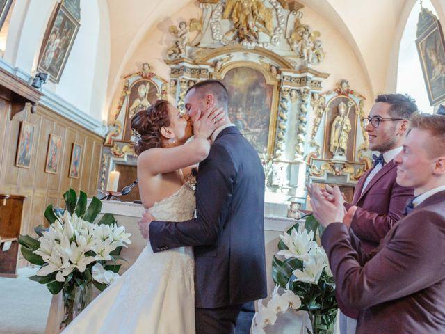 Le mariage de Eloise et Nicolas à Le Reposoir, Haute-Savoie 58