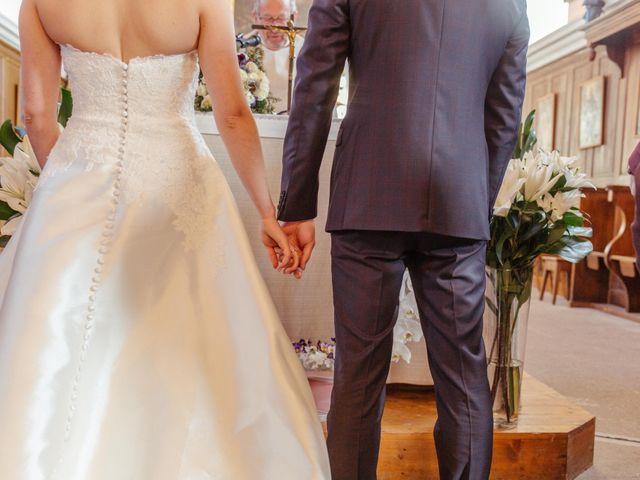 Le mariage de Eloise et Nicolas à Le Reposoir, Haute-Savoie 59