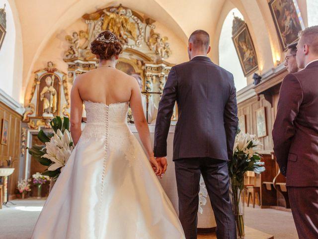 Le mariage de Eloise et Nicolas à Le Reposoir, Haute-Savoie 60