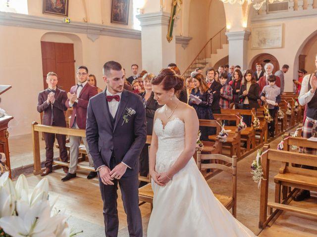Le mariage de Eloise et Nicolas à Le Reposoir, Haute-Savoie 61