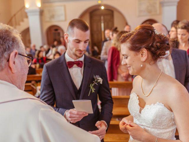Le mariage de Eloise et Nicolas à Le Reposoir, Haute-Savoie 63