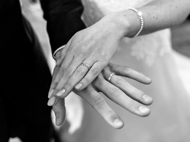 Le mariage de Eloise et Nicolas à Le Reposoir, Haute-Savoie 64